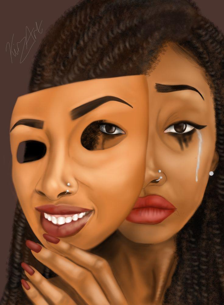 9a9bbfebbcca73362417de697f341398--positive-vibes-quotes-black-women-art